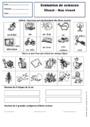 Evaluation La classification des animaux : CE1