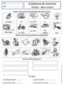 Evaluation La classification des animaux : CP