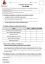 Evaluation La phrase : CM1