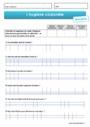 Evaluation La sensibilité : CE2