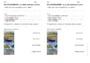 Evaluation Le tourisme : CM2