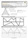 Evaluation Le triangle : CE2