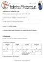 Evaluation Les croisades : CM1