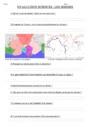Evaluation Les séismes : CM2