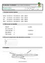 Evaluation Ordre alphabétique / Dictionnaire : CE1