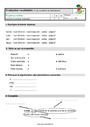 Evaluation Ordre alphabétique / Dictionnaire : CE2