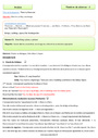 Evaluation Phrase interrogative - Anglais : CM2