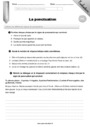 Evaluation Ponctuation : CM1