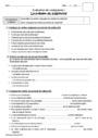 Evaluation Présent du subjonctif : CM2