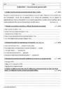 Evaluation Pronom : 6ème