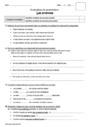 Evaluation Pronom : CM1