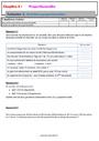 Evaluation Proportionnalité : 6ème