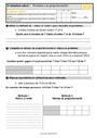 Evaluation Proportionnalité : CM2