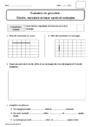 Evaluation Quadrilatères : CE1