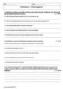 Evaluation Types de phrases : 5ème
