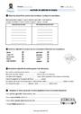 Exercice Accord de l'adjectif qualificatif : CM2