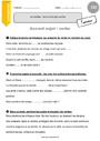 Exercice Accord sujet verbe : CE2