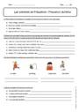 Exercice Adverbe de Fréquence - Anglais : 5ème