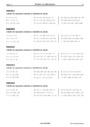 Exercice Autres fiches - Calculs : 5ème