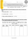 Exercice Classes de mots : CM2