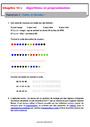 Exercice Coder et décoder : 5ème