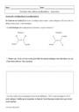 Exercice Cohésion des solides moléculaires : Première