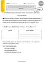 Exercice Contenances / capacités : CM2