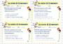 Exercice Cuisine de grammaire : CM2