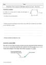 Exercice Dissolution d'un composé moléculaire dans un solvant : Première