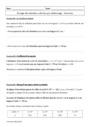 Exercice Dosage des solutions colorées par étalonnage : Première