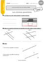 Exercice Droites parallèles : CM2