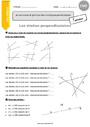 Exercice Droites perpendiculaires : CM2