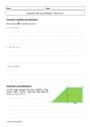 Exercice Equation du second degré : Première