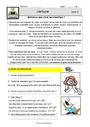Exercice Lecture / Étude de la langue : CE1