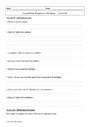 Exercice Extraction, séparation, identification et synthèse d'espèces chimiques : Seconde - 2nde