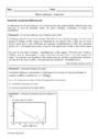 Exercice Fibres optiques : Terminale
