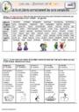 Exercice Gammes/ateliers de lecture : CM1