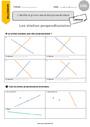 Exercice Géométrie : CM1