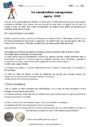 Exercice Histoire : CM2