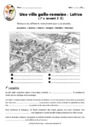 Exercice Histoire des arts : CE2