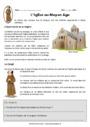 Exercice L'église au moyen âge : CM1
