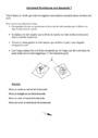 Exercice La boussole : CE2