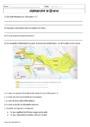 Exercice La civilisation grecque : 6ème