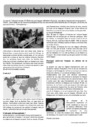 Exercice La France dans le Monde : CM1
