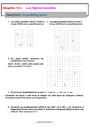 Exercice Le parallélogramme : 6ème