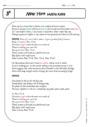 Exercice Lecture compréhension - Anglais : 3ème
