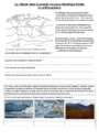 Exercice Les climats dans le monde : CM2