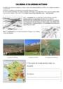 Exercice Les plaines et plateaux : CM1