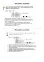 Exercice Les séismes : CM2