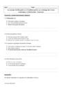 Exercice Lithosphère Asthénosphère et fosses océaniques : Première
